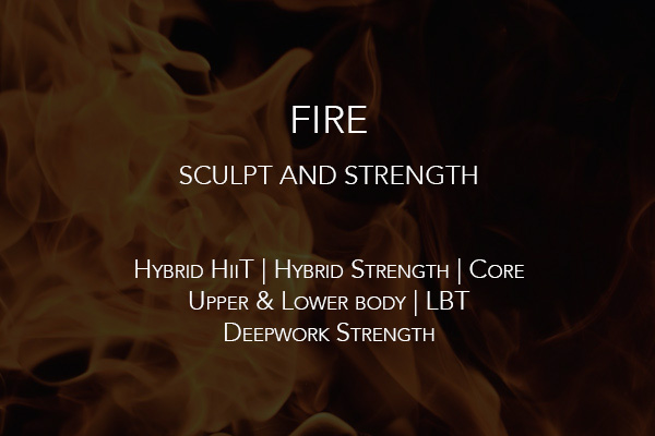 TurnFit - Fire